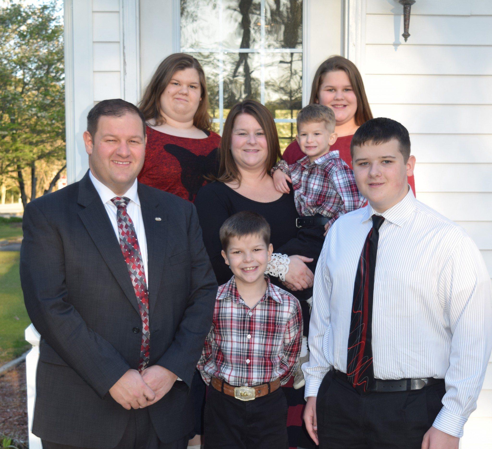 Weber Family Photo