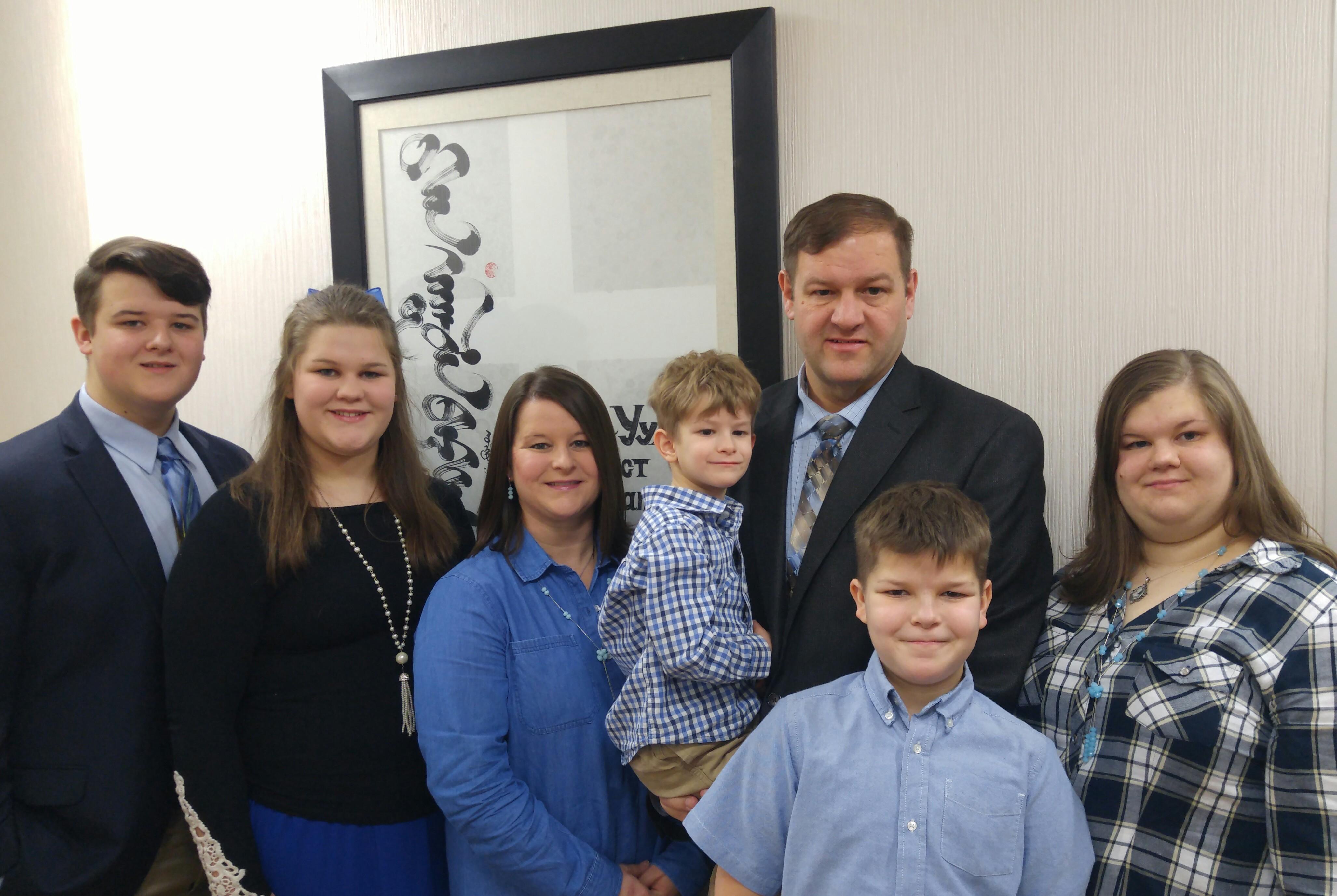 Weber Family Pic